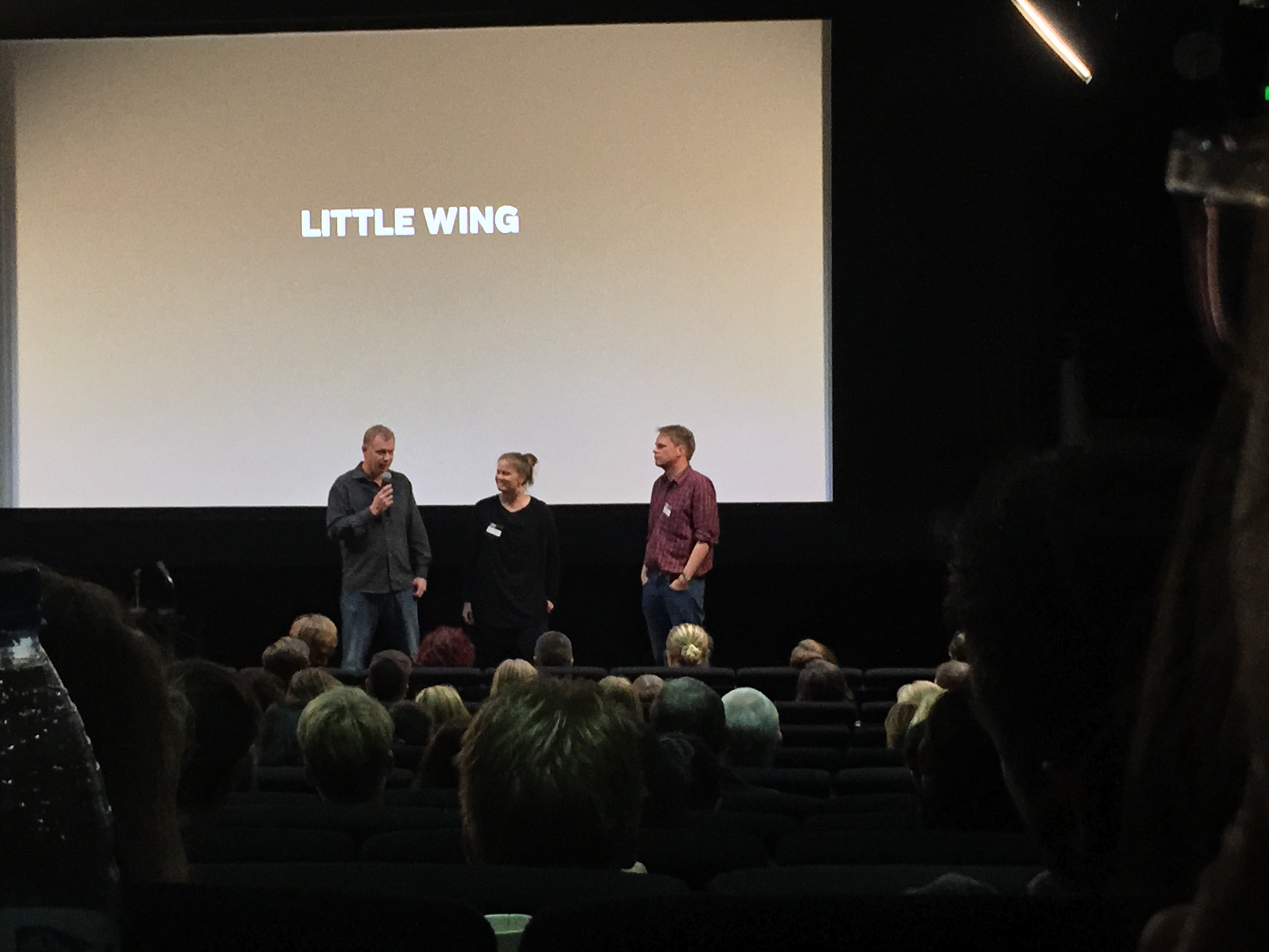 Two upcoming Making Movies film projects presented at the Finnish Film Affair industry event