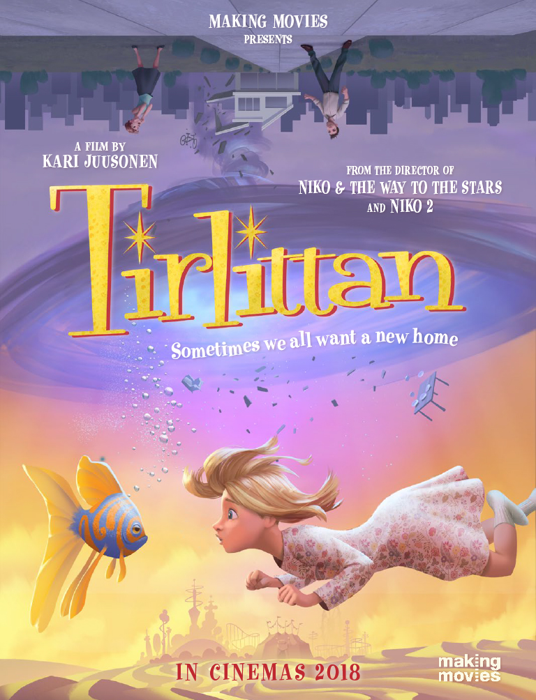Making Movies Feature Animation Tirlittan Selected To Pitch At Cartoon Movie In Lyon Making Movies